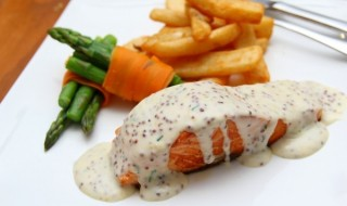 food-salmon-seeded-mustard-dinner