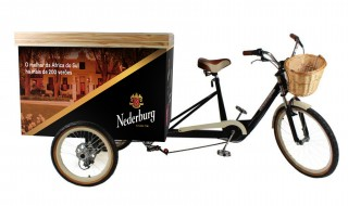 Wine Bike Nederburg