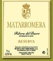Matarromera Reserva 2005