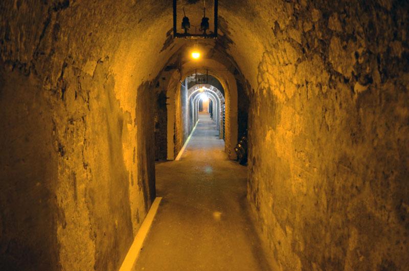 Champagne Philipponnat Tunel