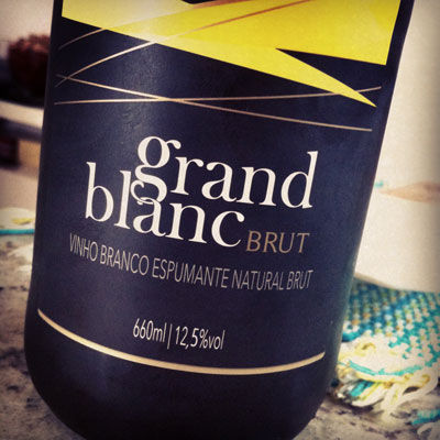 Espumante Grand Blanc Brut