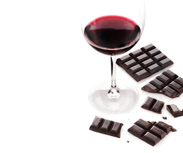 vinho_Chocolate