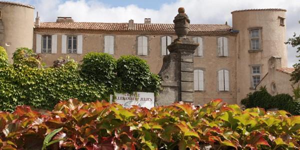 Villerambert Julien, vinho do Languedoc, do Sul da França